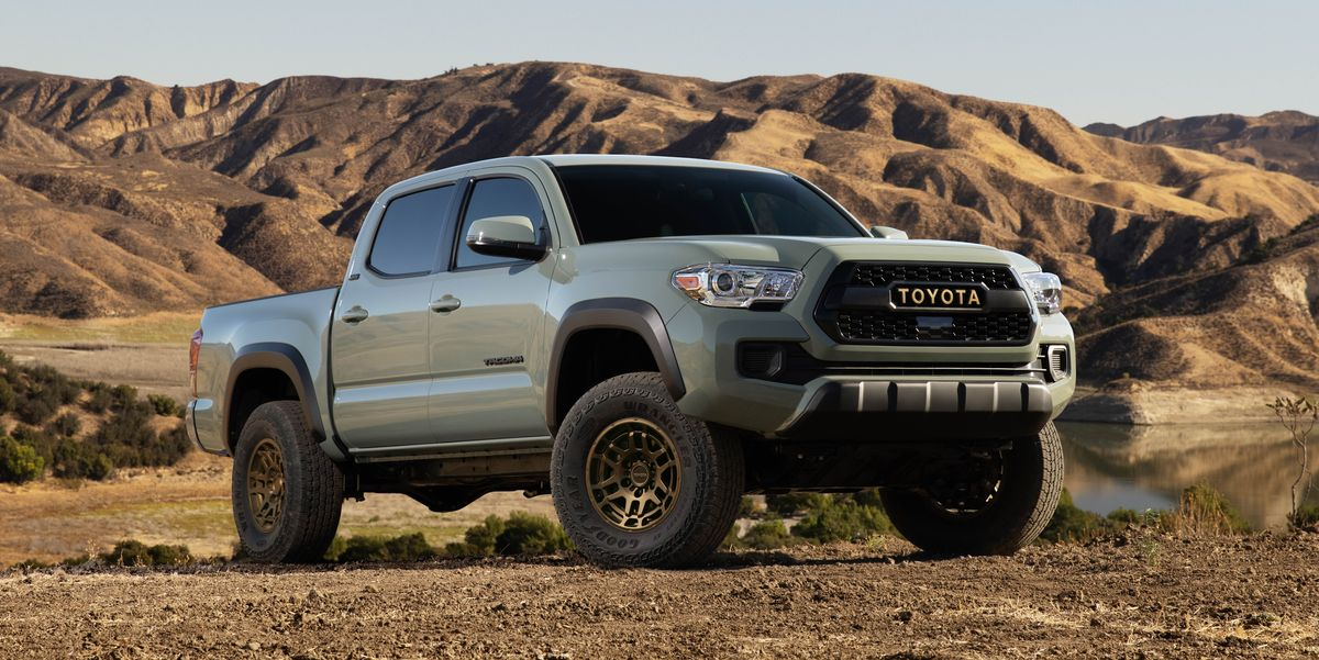 2022 Toyota Tacoma Review, Pricing, and Specs