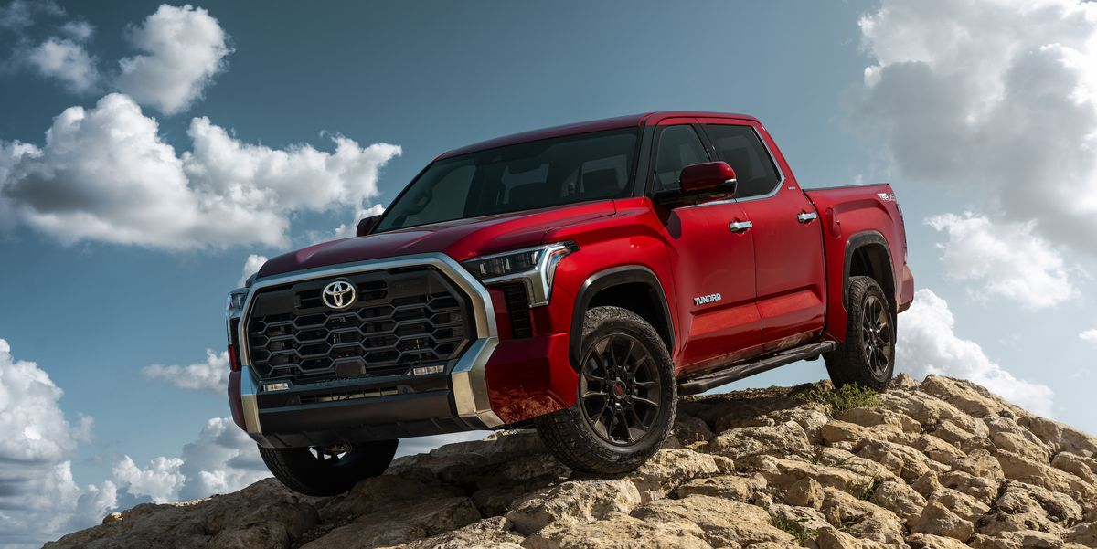 Toyota's New Tundra Has Arrived. Here's What You Need to Know