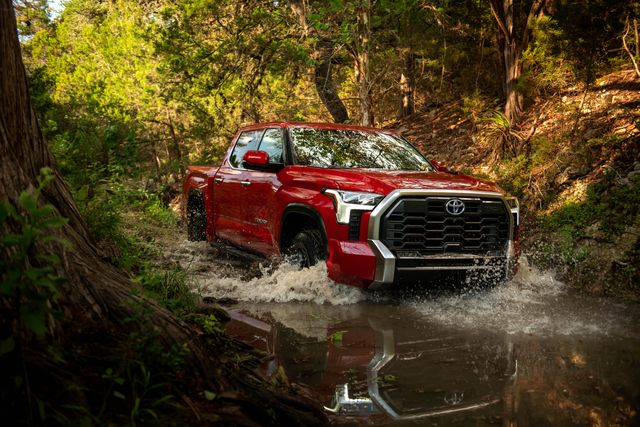 2022 toyota tundra limited trd offroad