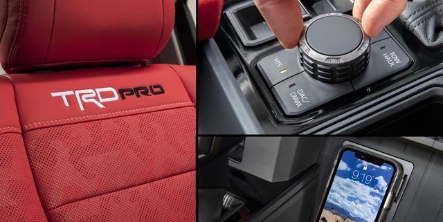 2022 toyota tundra trd pro features teaser