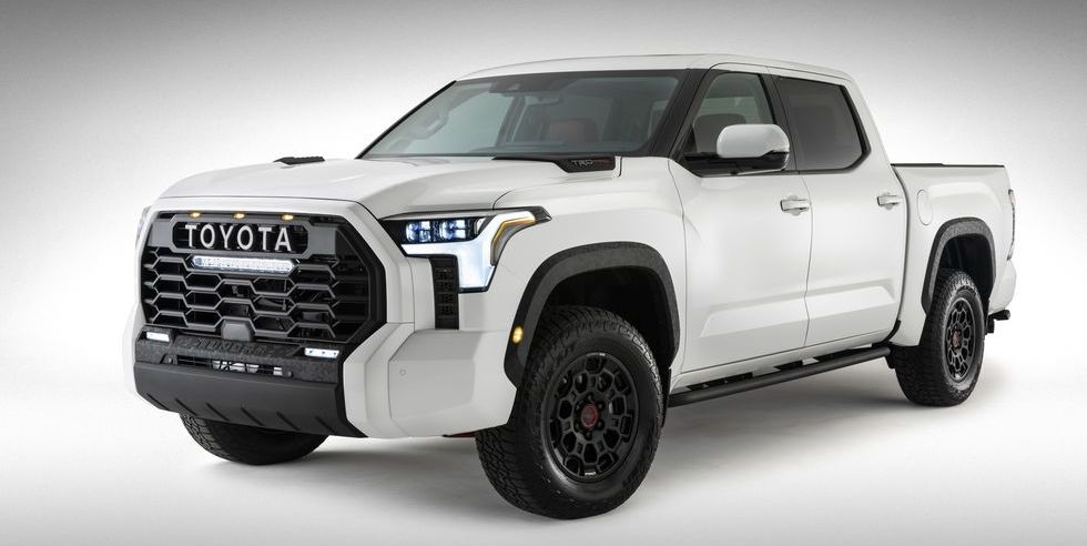 See the First Official Photo of the 2022 Toyota Tundra