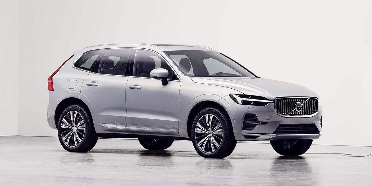 2022 Volvo Xc60 Review Pricing And Specs