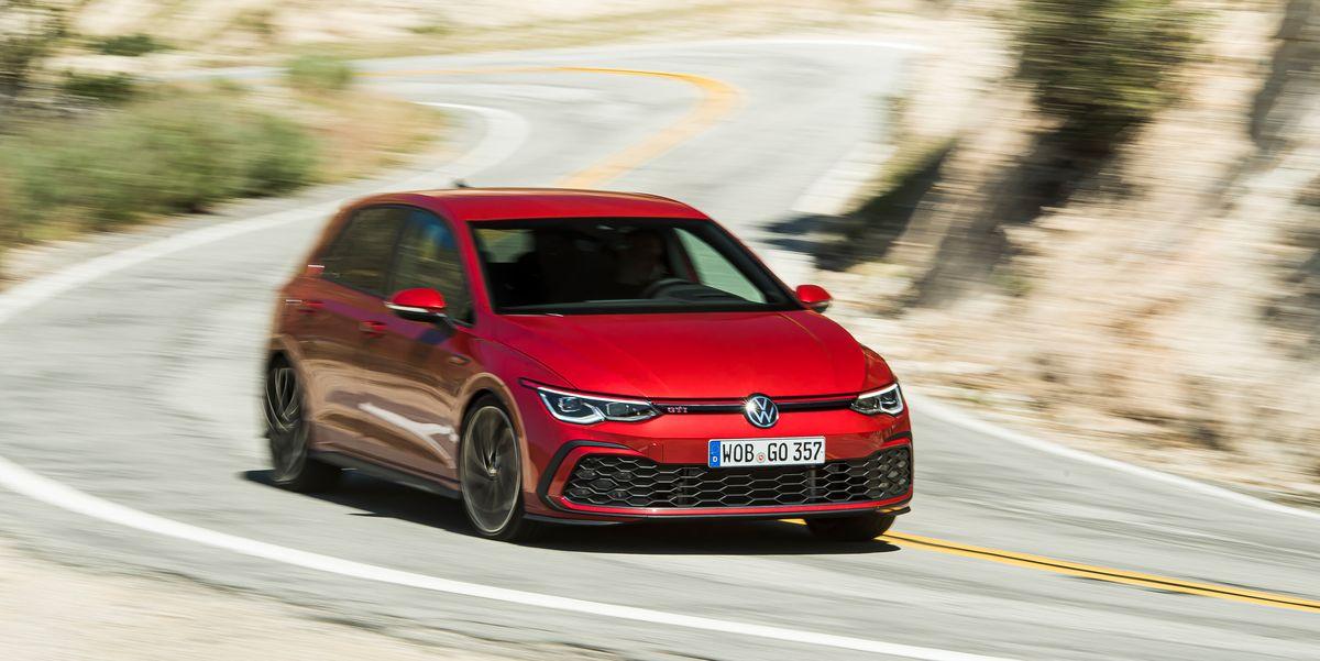 Tested: 2022 Volkswagen Golf GTI Still Defines The Hot Hatch