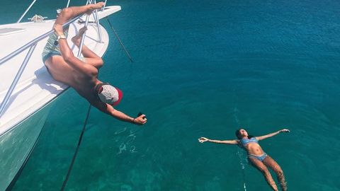 Fun, Recreation, Water, Vacation, Leisure, Diving, Snorkeling, Swimming, Jumping, Adventure,