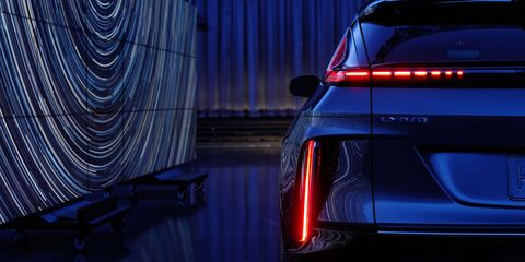 the 2023 cadillac lyriq debut edition – a dynamic, modern and fully electric suv
