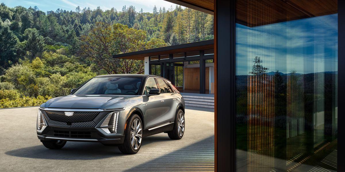 2023 Cadillac Lyriq Signals End of Internal-Combustion Cadillacs