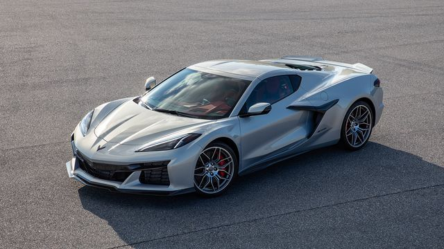 first glimpse of the all new 2023 chevrolet corvette z06 full reveal coming 102621
