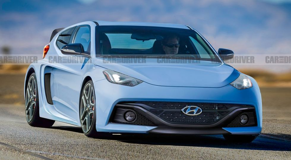 Hyundai S Mid Engine Sports Car Will Take On Supra And Nissan Z