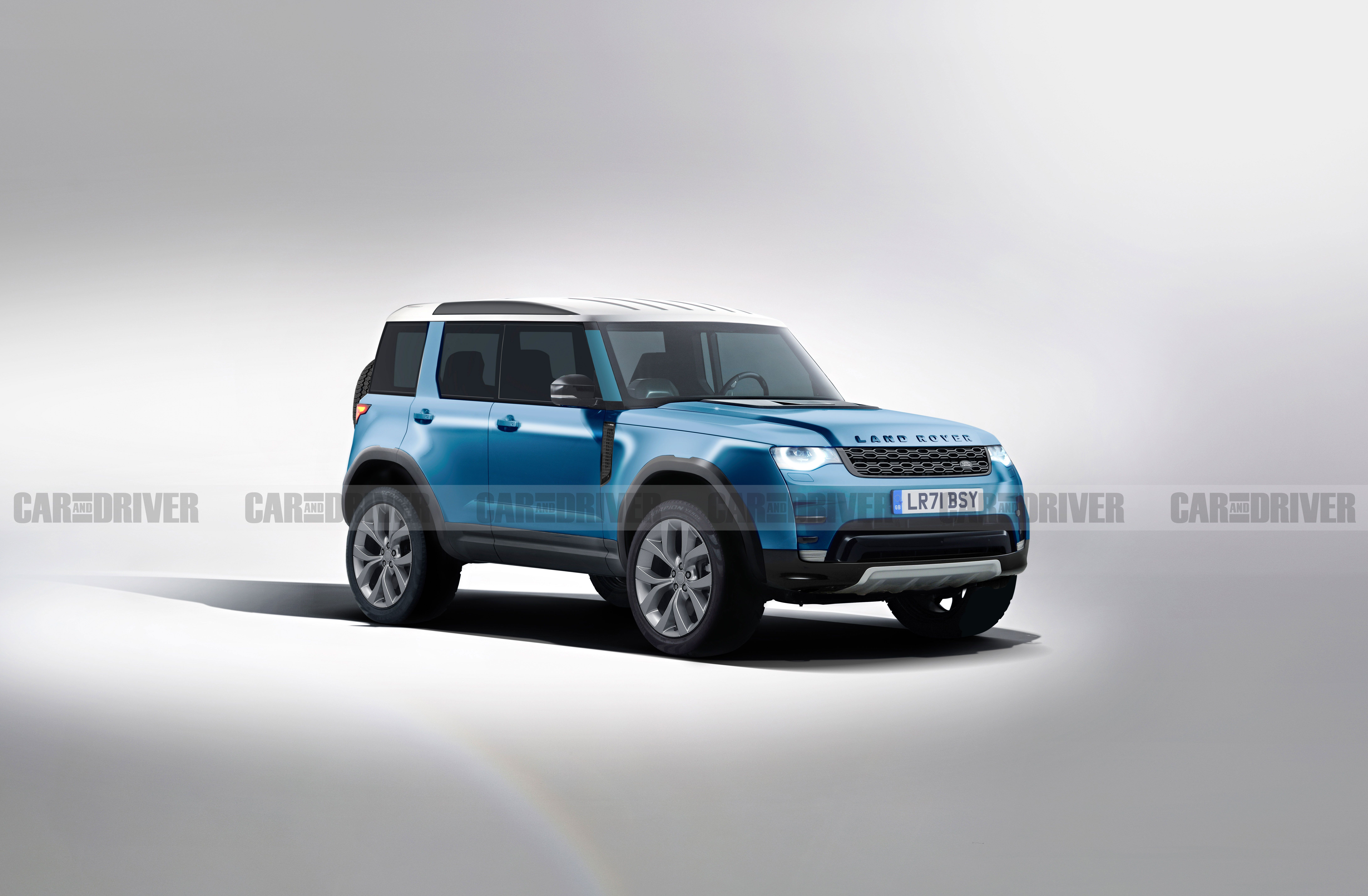 Land Rover Defender 80 Will Be Small Affordable But Still Rugged