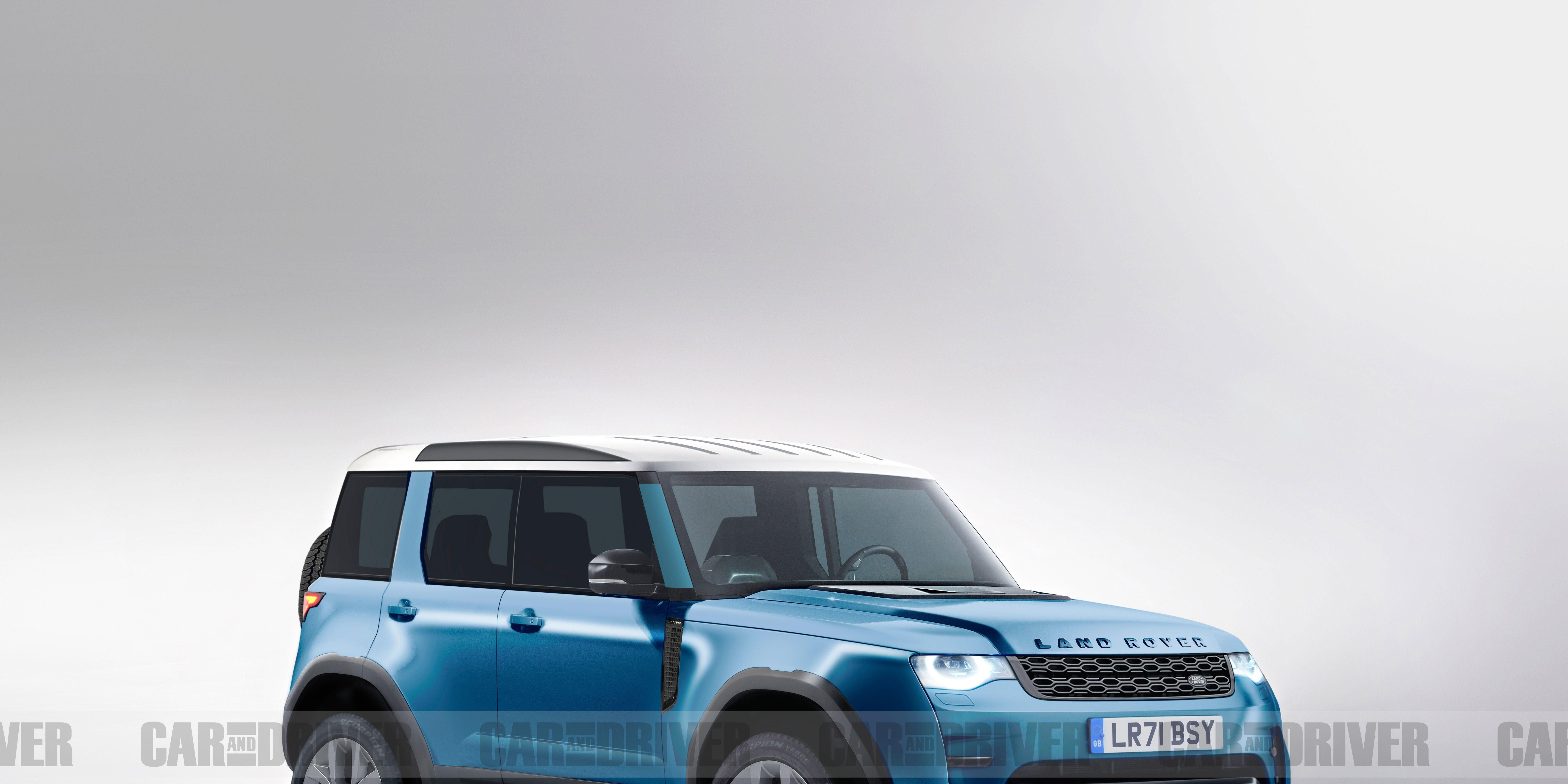 Land Rover Defender 80 Will Be Small, Affordable, but Still Rugged