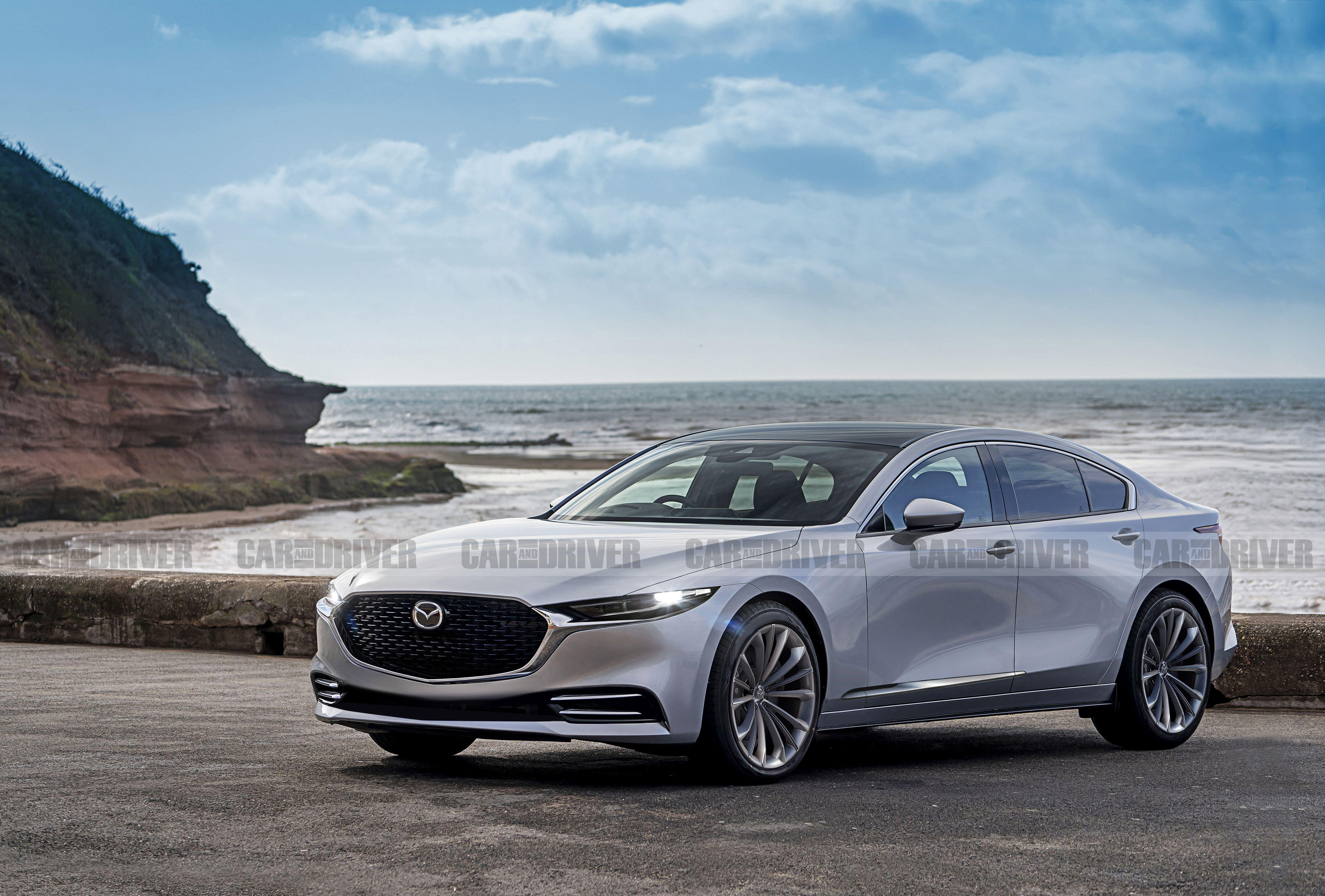 Next-Gen Mazda 5 Switching to RWD Layout, Inline-Six Power
