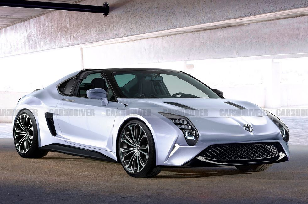 Toyota Sports Car >> Toyota Mr2 Future Possible Ev Sports Car