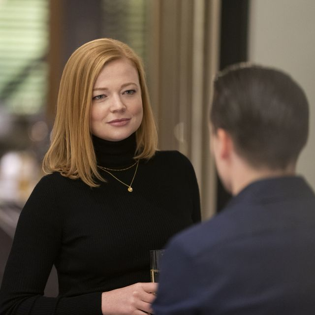 sarah snook as siobhan shiv roy in hbo's succession