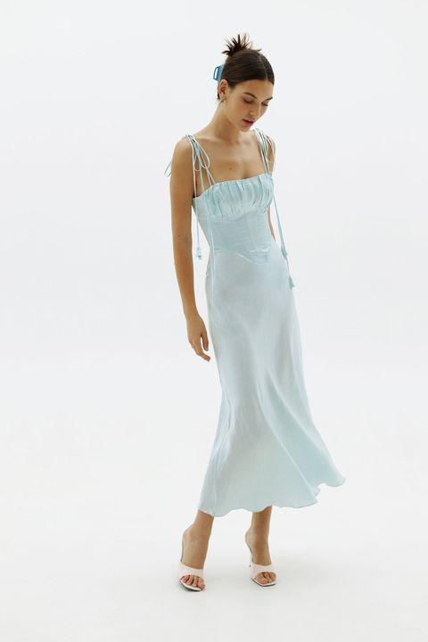vestiti azzurri 2021