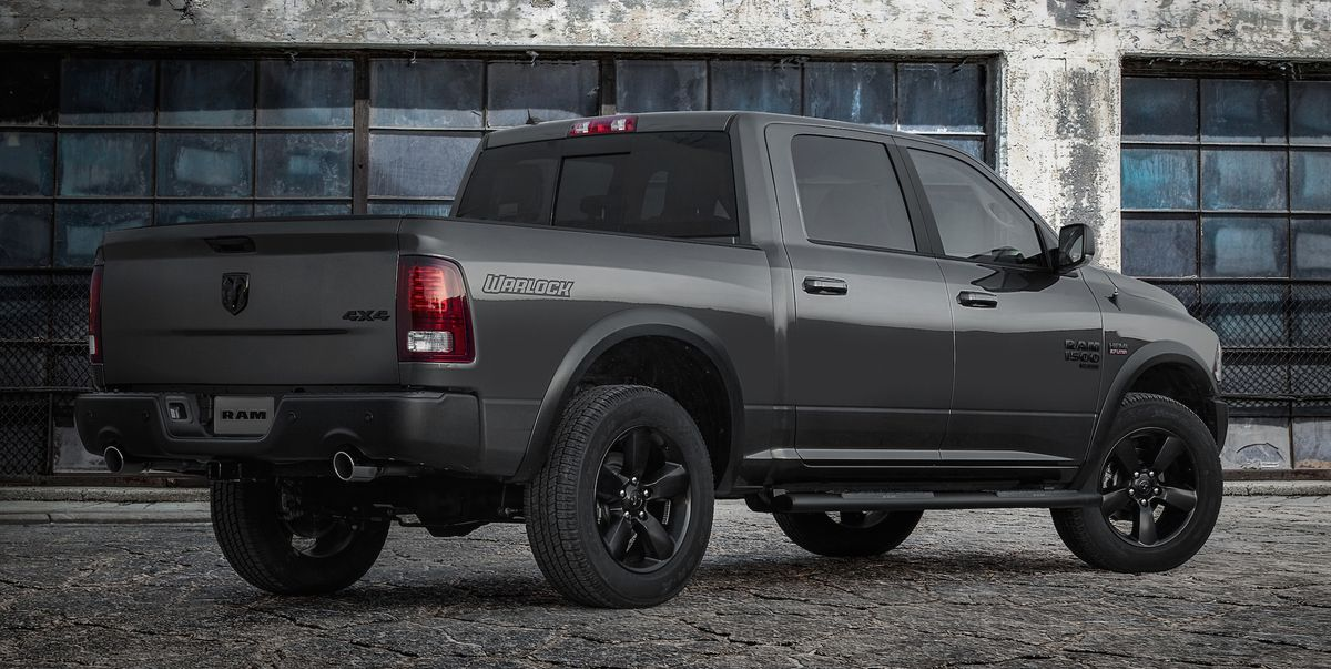 Ford Certified Pre Owned >> 2019 Ram 1500 Warlock Pickup — Special-Edition Nostalgia, Value Price