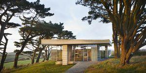 Secular Retreat, Chivelstone, Devon, Inghilterra - Peter Zumthor per Living Architecture