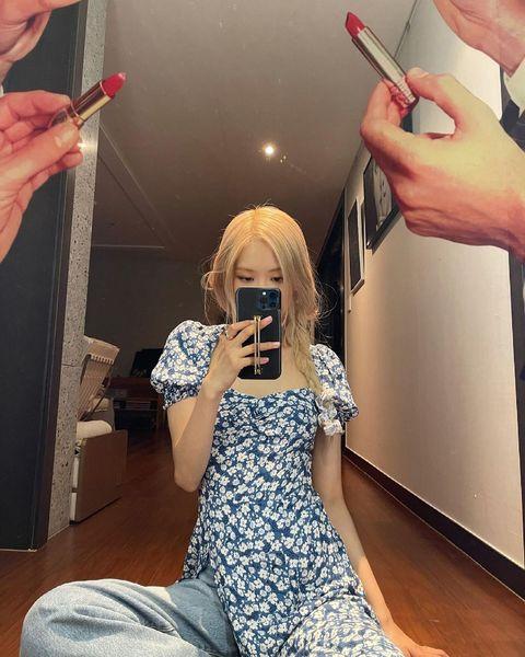 black pink rose 2021韓系「大腸圈」辮子髮型範本