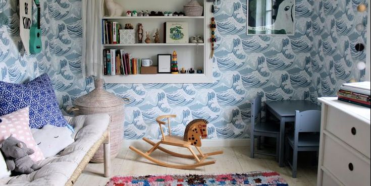25+ Playrooms We're Completely Obsessed With