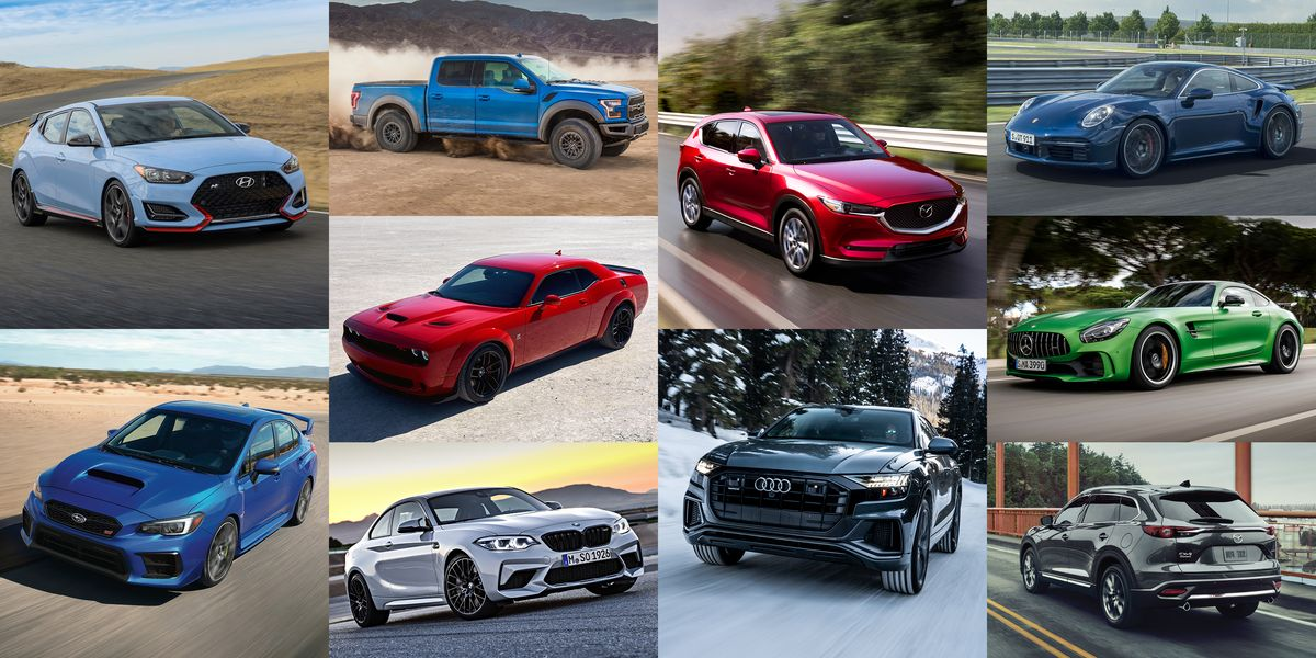 These 20 Vehicles Are the Best You Can Buy Today