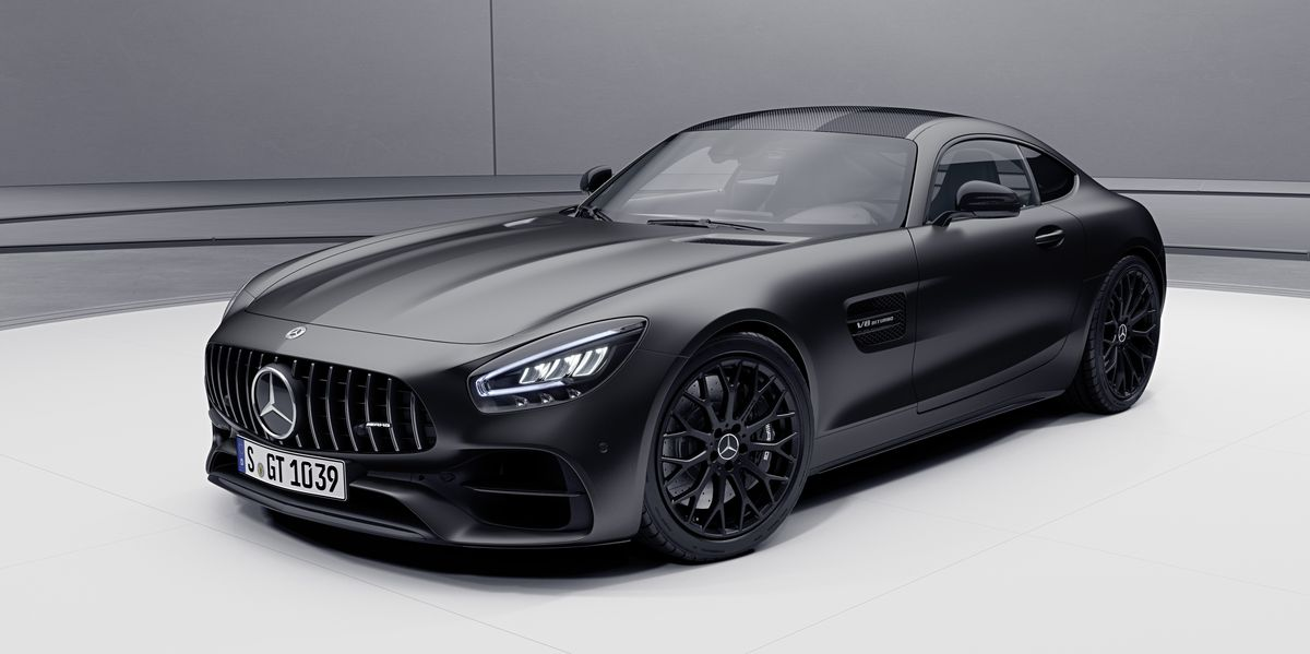 2021 Mercedes-AMG GT Coupe and Roadster Get More Power
