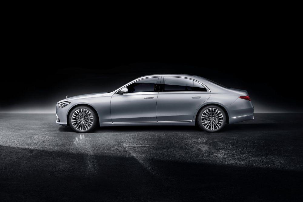2021 Mercedes S Class Technology Has Taken Over