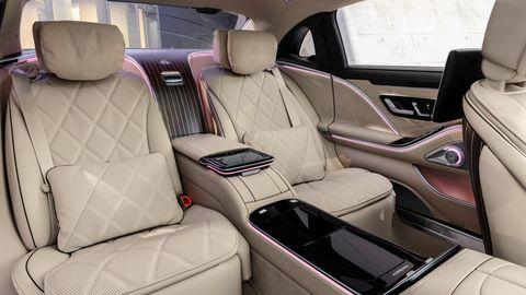 Mercedes-Maybach Clase S 2021: Con 'S' de superioridad