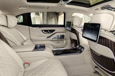mercedes maybach s580