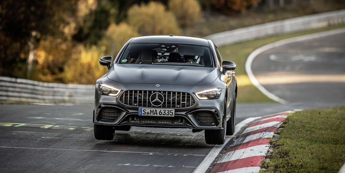 Mercedes-AMG GT 63 S Gets Its 'ring Record Back, but Will It Stand Long?
