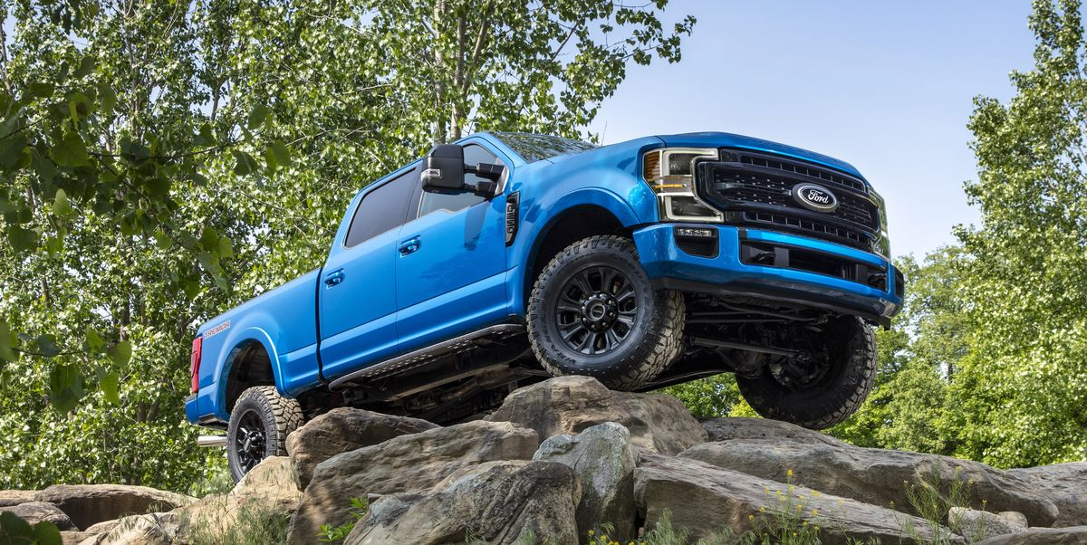 2020 Ford Super Duty Tremor Revealed With Pictures, Specs, and HP