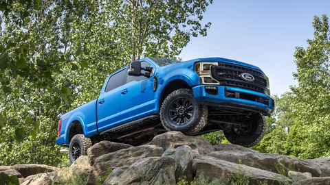 Ford F250 Towing Capacity >> 2020 Ford Super Duty Tremor Revealed With Pictures, Specs ...