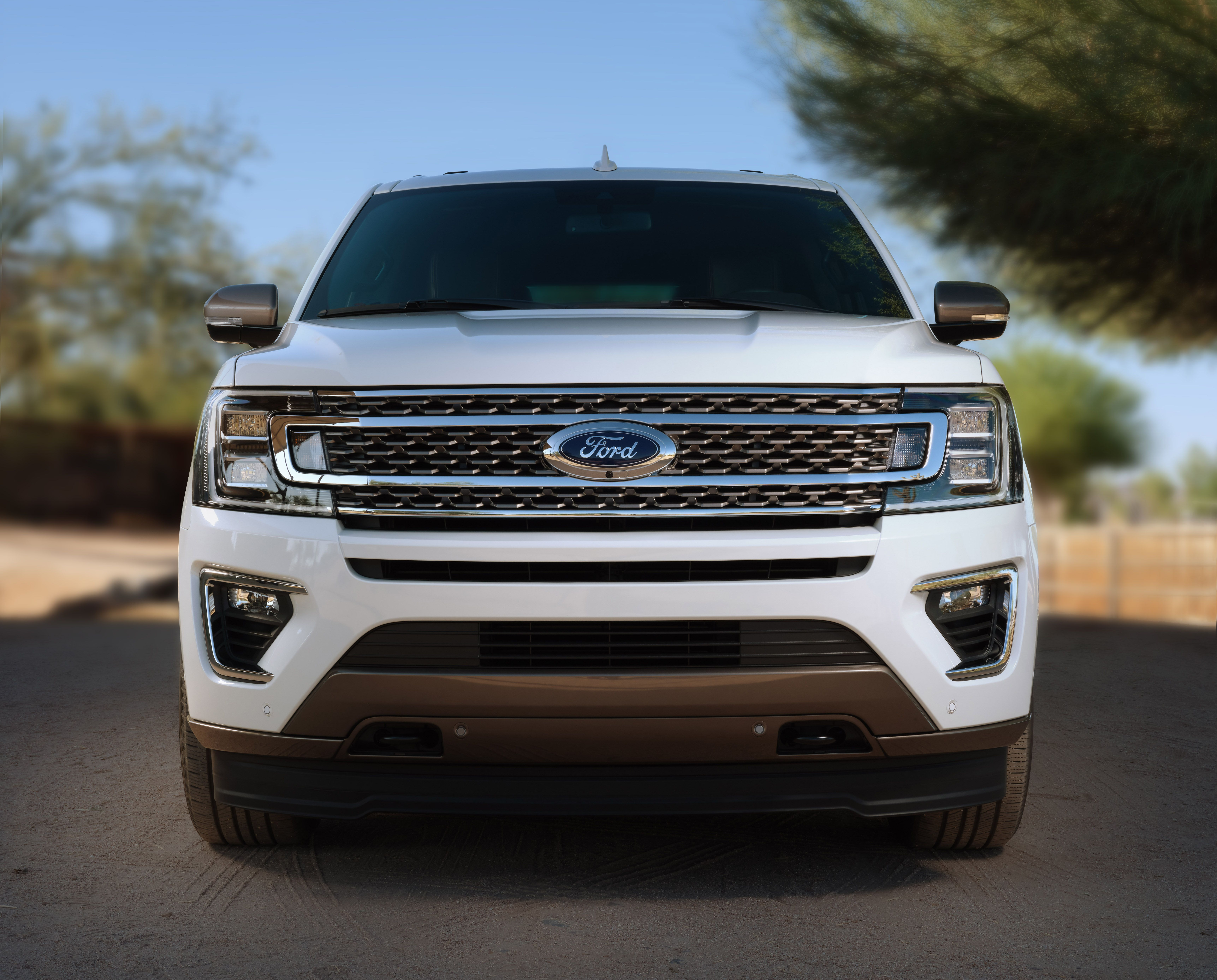 Ford Brings Back Expedition King Ranch For 2020