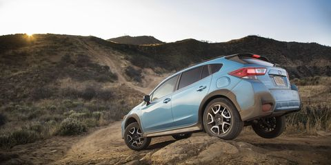 2020 Subaru Crosstrek Keeps The Good Looks Adds More Safety