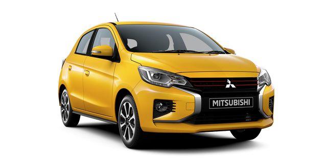 2020 Mitsubishi Mirage: Better? Probably. A Bit.