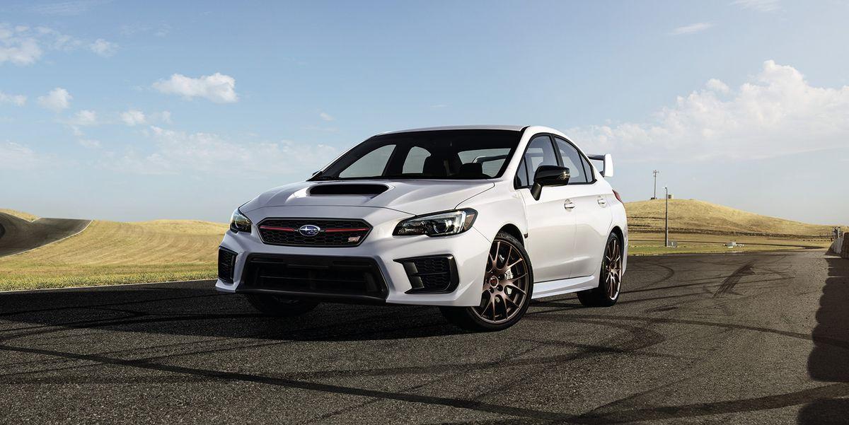 2020 Subaru Wrx And Wrx Sti Series White Revealed With Specs