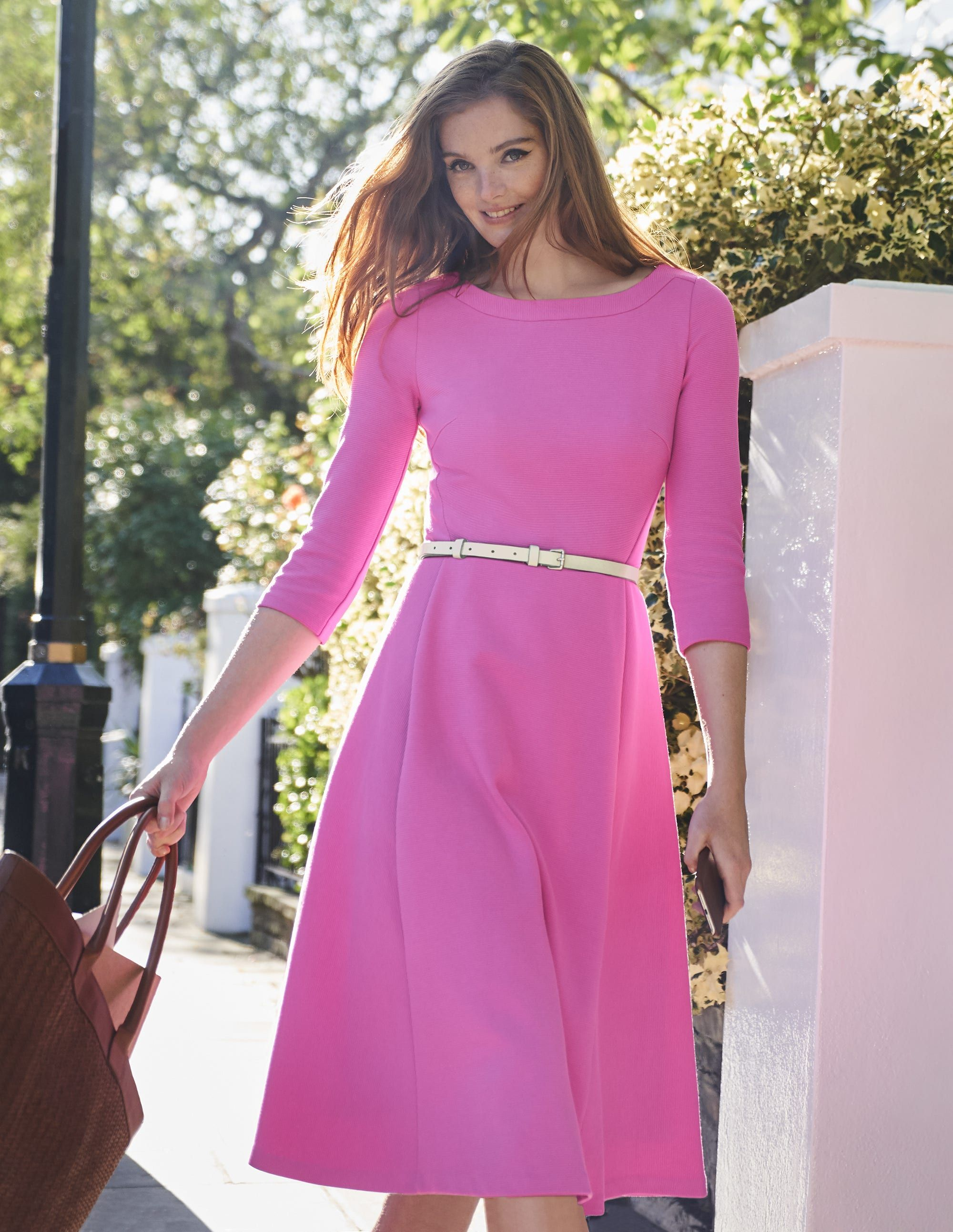 Boden has the perfect flattering dress for all occasions