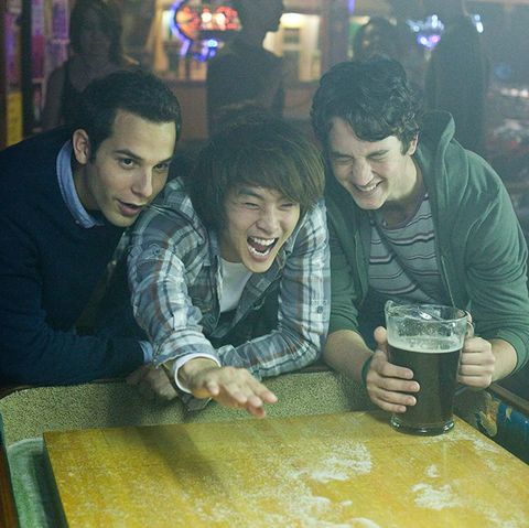 A Scene from '21 & Over'
