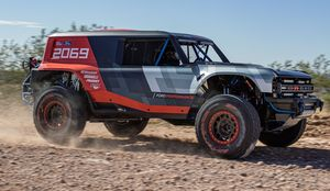 Ford Bronco R Race Prototype