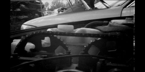 1910 kodak pinhole camera in wisconsin and colorado junkyards