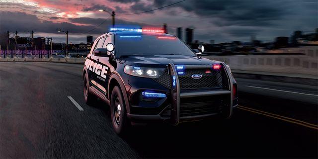 2022 ford explorer police interceptor utility