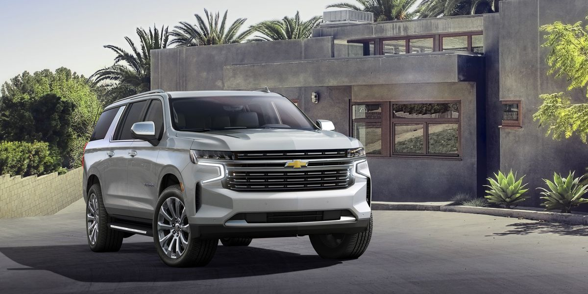 2021 chevrolet suburban what we know so far 2021 chevrolet suburban what we know so far