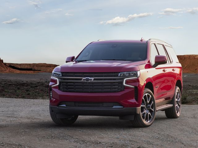 2021 Chevrolet Tahoe: What We Know So Far