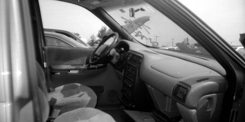 chevrolet venture 35mm camera photos