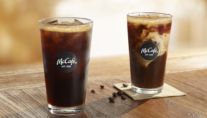 McDonald's Is Testing Two Cold Brew Drinks
