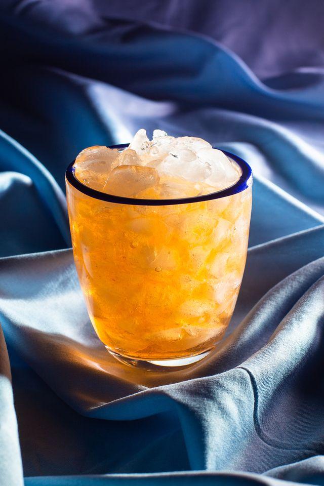 april book club cocktail