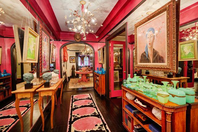 gloria vanderbilt's beekman place apartment in new york city