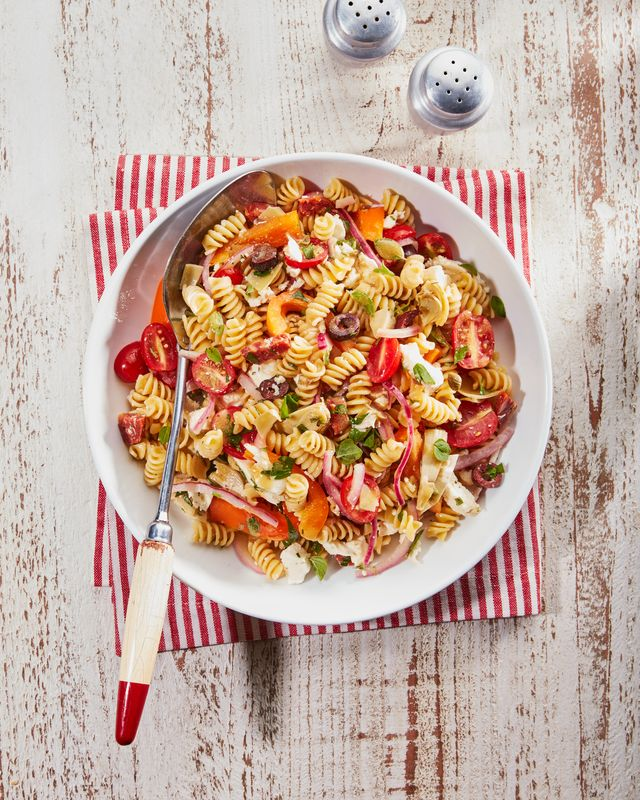 basic italian pasta salad recipe