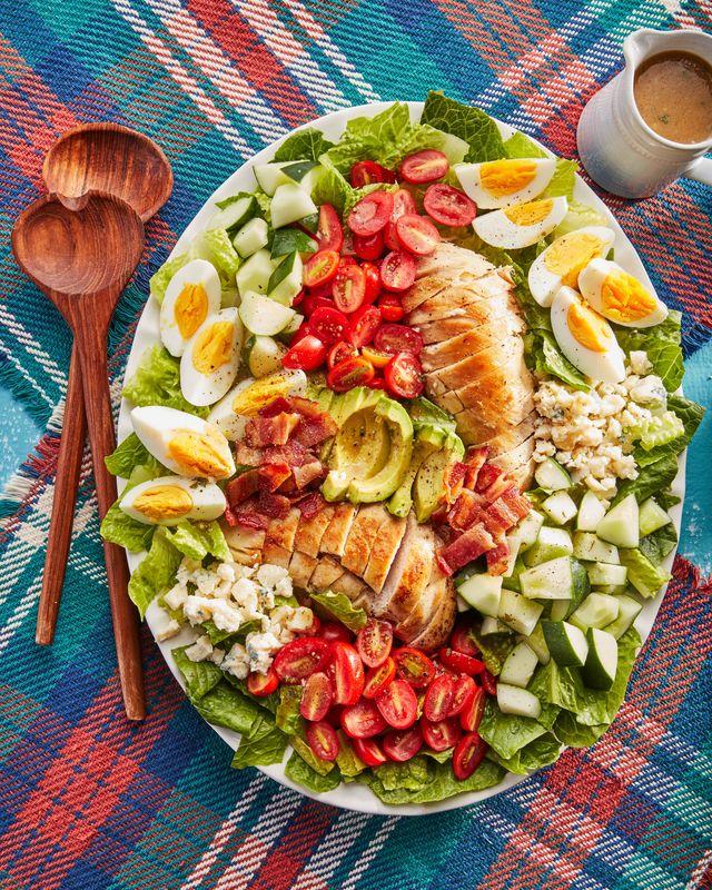 basic cobb salad recipe