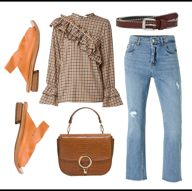 Jeans, Denim, Clothing, Orange, Footwear, Fashion, Textile, Trousers, Shoe, Style,