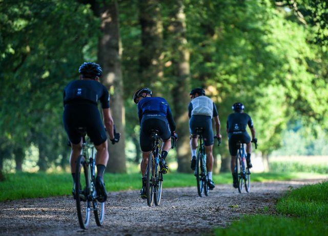 bicycling bier  gravel ride