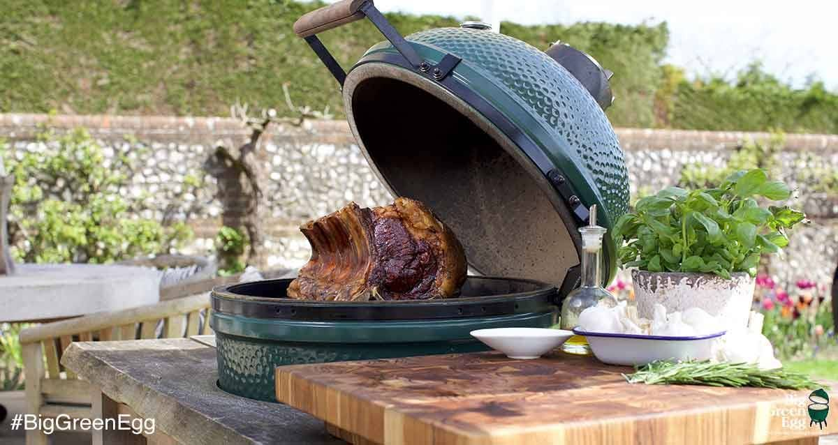 Everything You Need To Know About Big Green Egg Grills What Is The